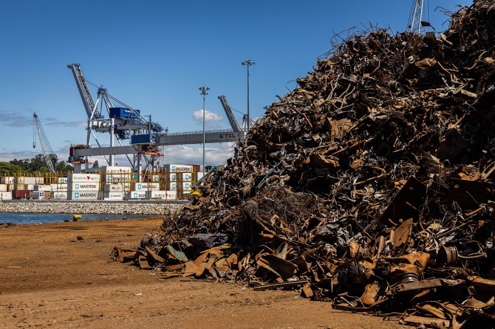 LETTER: Death of the local scrap metal sector