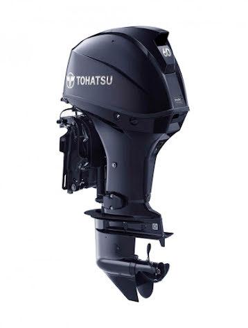 Tohatsu MFS60 AETL