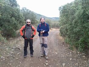 Photo: Inicio de la ascensión.