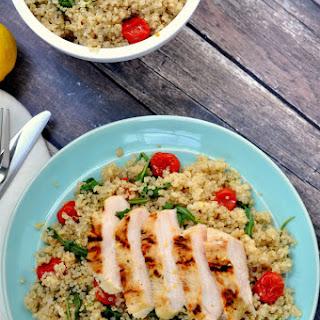Citrus Quinoa Salad Recipes