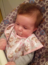 Photo: She managed to eat a few spoonfuls.
