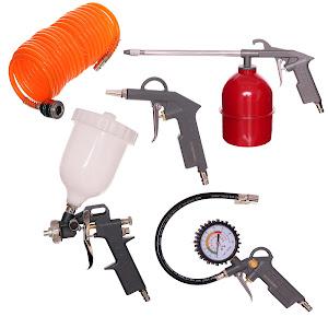 Kit 5 accesorii compresor
