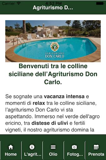 Agriturismo Don Carlo 5 screenshots 1