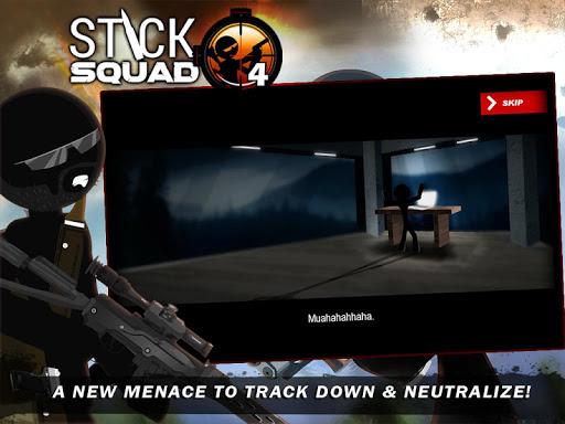 Stick Squad 4 - Sniper's Eye v1.0.6 APK (Mod)