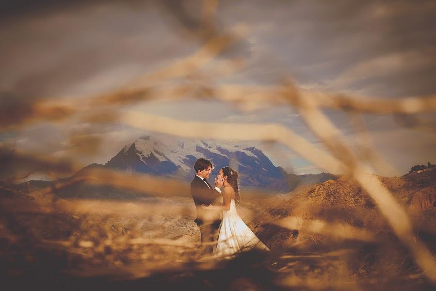 Wedding photographer Valery Garnica (focusmilebodas2). Photo of 13.11.2017