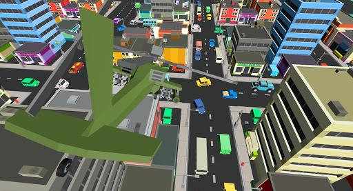 Télécharger Gratuit Pixel Gangster && Mafia Block City Dude Theft Car mod apk screenshots 2