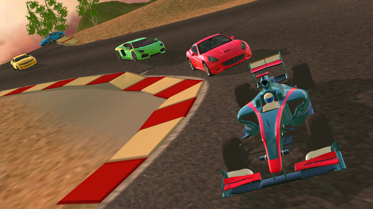 Drive Unlimited- screenshot