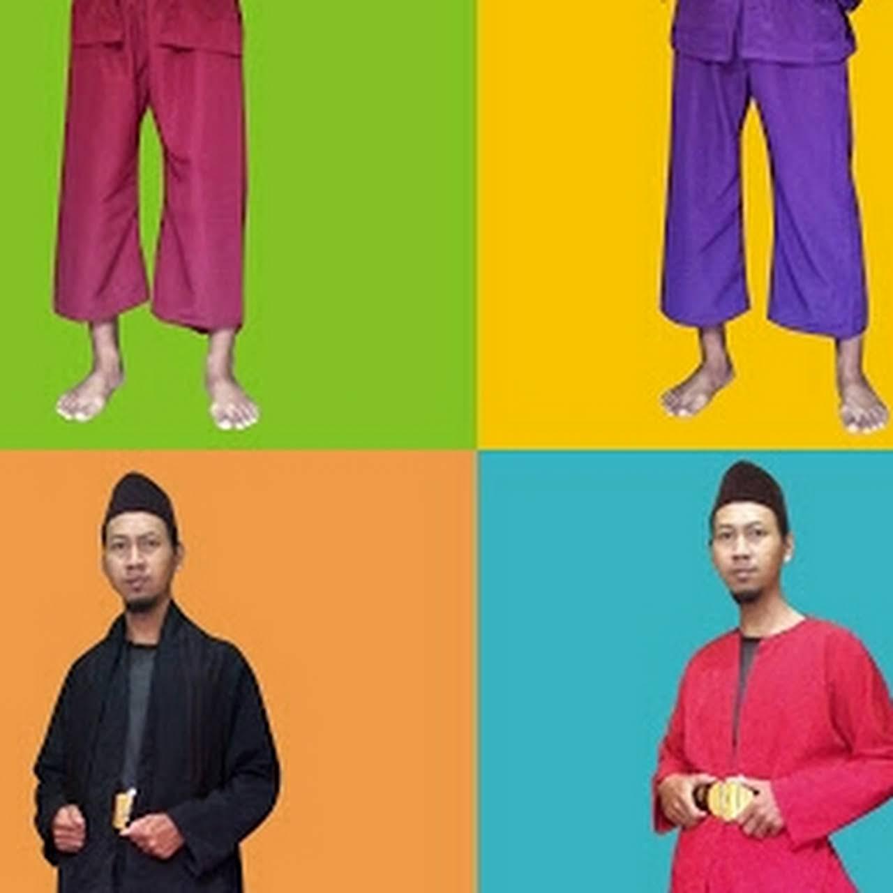 Jual Dan Produksi Baju Pangsi Betawi Asyabudiman Toko Aksesori Pakaian