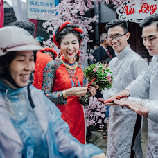 Wedding photographer Tin Trinh (tintrinhteam). Photo of 12.12.2017