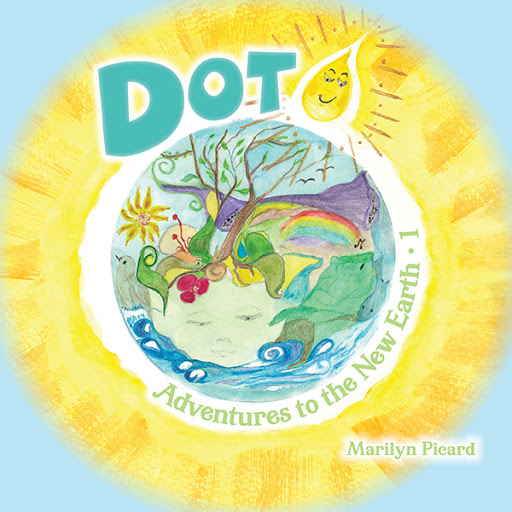 Dot Adventures to The New Earth cover