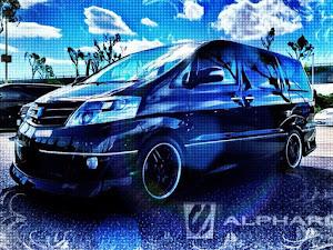 アルファード 10系 MNH15W 平成20年式 4WD プラチナセレクションⅡ のカスタム事例画像 ミスター-~Excitación~-さんの2018年11月18日21:29の投稿