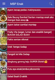 Menu Buka Puasa Enak - náhled