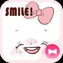 Cute Wallpaper Smile! Tema icon
