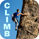 Around the World: Climbing icon