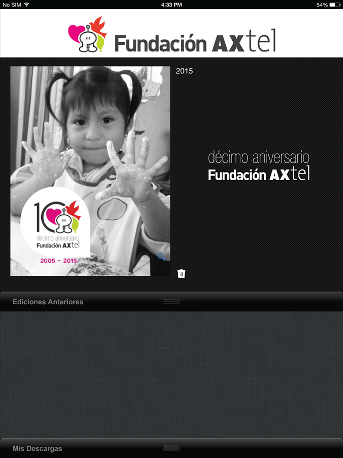 Fundación AXTEL - Android Apps on Google Play