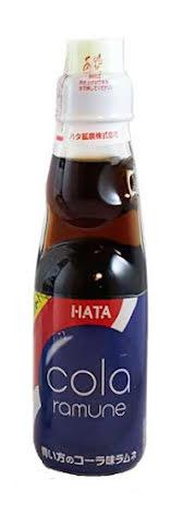 Ramune Cola 200 ml Hatakosen
