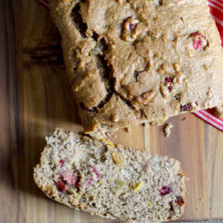 Holiday Cranberry Loaf
