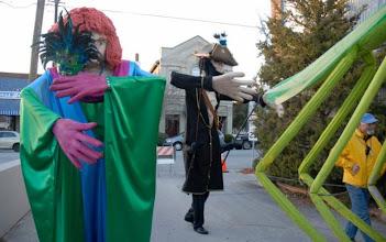 Photo: Mardi Gras on Middle Lane 2011