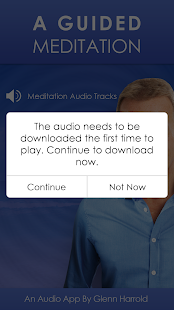 A Guided Meditation- screenshot thumbnail