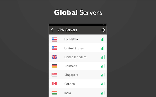VPN Proxy Master lite - free&secure VPN proxy 1.0.3 screenshots 6