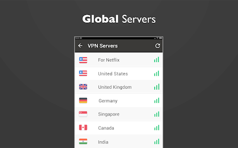 VPN Proxy Master lite – free&secure VPN proxy App Download For Android 6
