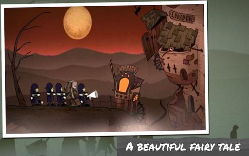 Lost Winds:Journey To Machinarium  captures d'écran 3