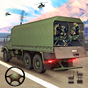 Army Truck Driving Truck simulator: Driving Games icon