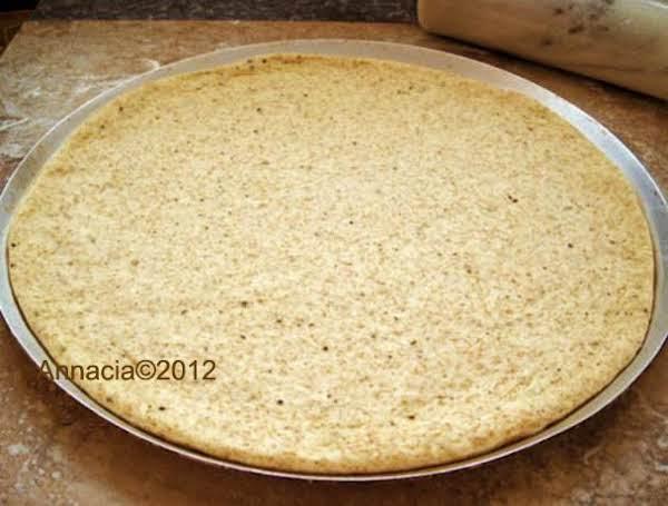 Perfect Pizza Dough From The Breadmaker Recipe
