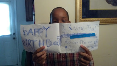 Photo: more of the bday card