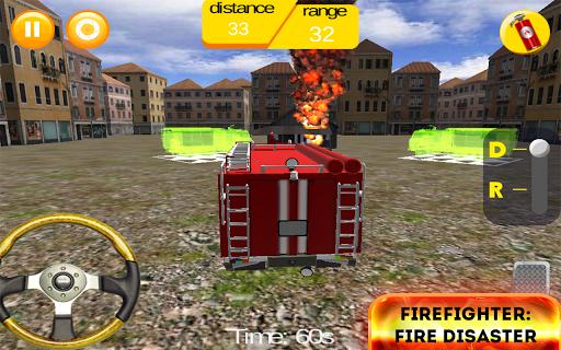 Firefighter: Fire Disaster