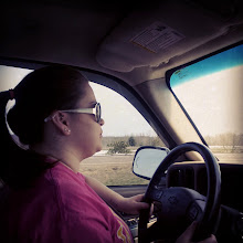 Photo: My baby sis joined me on the road. Meet Amber. She's so cool!