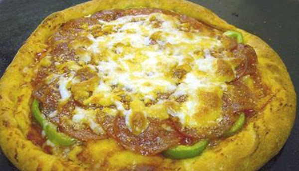 Andy's Flatbread Pizza Recipe