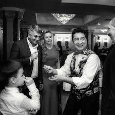 Wedding photographer Vladimir Budkov (BVL99). Photo of 01.02.2018