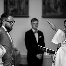 Wedding photographer Tomáš Auer (monikatomas). Photo of 27.06.2019