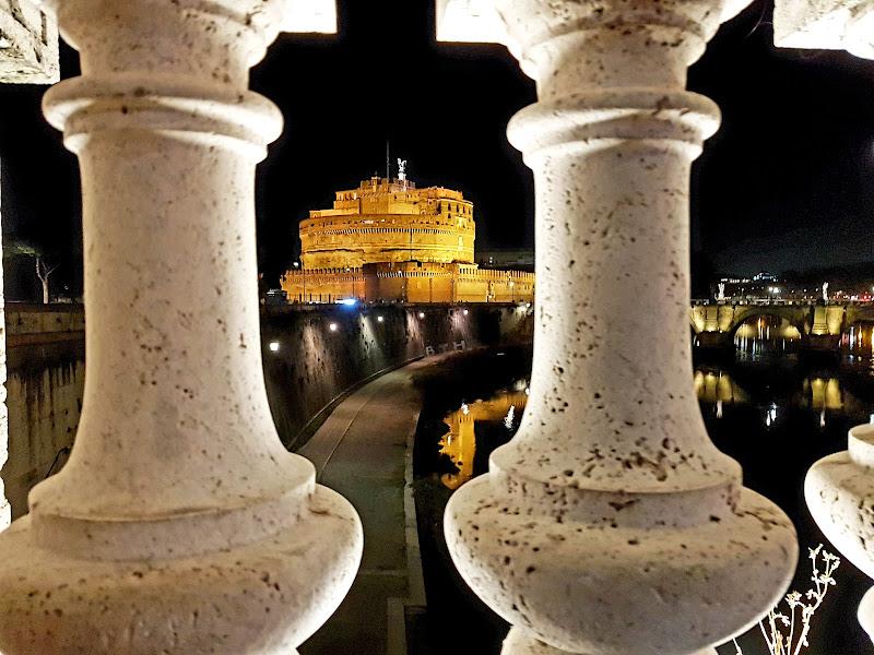 Un insolito Castel Sant'angelo di Boboparra