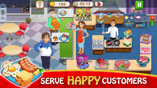 Cooking Delight Cafe- Tasty Chef Restaurant Games 1.6 screenshots 2