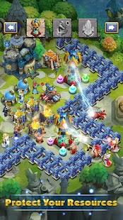 Castle Clash Mod Apk v1 6 13 Download Unlimited Money, Gems