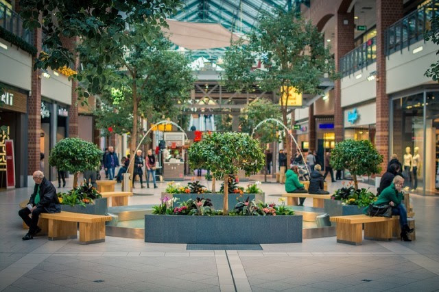 Five Things You Might Be Missing If You Haven't Been To A Mall Lately