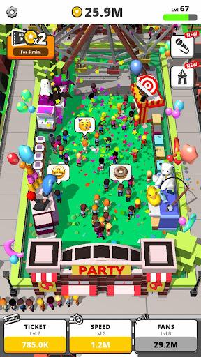 Idle Concert apkdebit screenshots 8