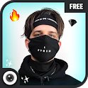 Face Mask Ghost - Cagoule Mask Photo Editor icon