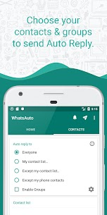 WhatsAuto – Reply App  Download For Android 2