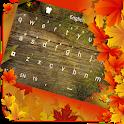 Autumn Wood - Keyboard Theme icon