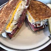 #44 Hot Pastrami (Full Sandwich)