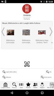 Umbria Cultura- screenshot thumbnail
