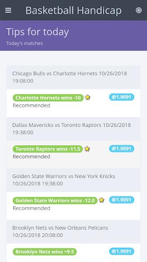 Download BasketBall Handicaps MOD APK 2