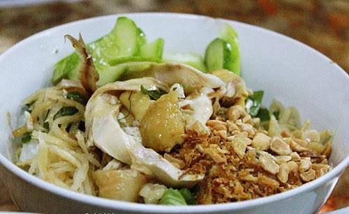 Phố cổ Hà Nội với các món ăn vặt chiều thu 9