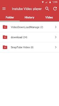 InsTube Video Player