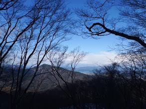 多田ヶ岳方面