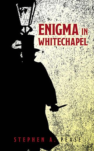 Enigma In Whitechapel cover