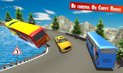 Modern Bus Game Simulator apktram screenshots 3